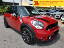 2013 MINI Cooper S Countryman 1.6 ALL4 Proven Genuine 34k km.