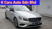 2015 MERCEDES-BENZ A-CLASS A200 1.6 TURBO (CBU) New Excellent Condition Never Accident Before Confirm No Repair Need Full Service By Mercedes Worth Buy