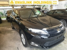 2017 TOYOTA HARRIER 2.0 Power Boot Surround Camera Panaromic Roof Unreg Local AP