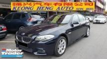 2013 BMW 5 SERIES 528I M-SPORTS 2.0cc (A) REG 2013, CKD, ONE CAREFUL OWNER, FULL SERVICE RECORD, FREE 1 YEAR GMR CAR WARRANTY, 18