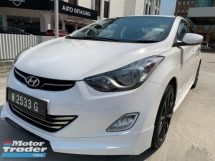2013 INOKOM Elantra 1.8 PREMIUM- EXCELLENT CONDITION-6 SRS AIR BAG -SUN ROOF-TEST DRIVE WELCOME