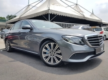 2018 MERCEDES-BENZ E-CLASS E350e 2.0 Hybrid Exclusive