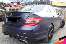 2011 MERCEDES-BENZ C-CLASS AMG C200 1.8 CKD(A)FULL LEATHER 2010
