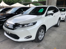 2015 TOYOTA HARRIER 2.0 3ZR-FAE 7-SCVT 360 View Surround Camera Automatic Power Boot Auto Power Seat Intelligent Bi LED Smart Entry Push Start Button Multi Function Steering 9 Air Bag Unreg