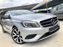 2015 MERCEDES-BENZ A-CLASS A200 1.6 (A) CBU FULL SVR RECORD HSS