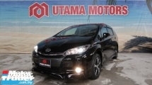 2017 TOYOTA WISH 1.8 S PUSH START REAR VIEW CAMERA YEAR END SALE FAST APPROVAL BEST DEAL
