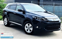 2016 TOYOTA HARRIER 2.0 ELEGANCE + DARK BLUE COLOR + POLISHED WOOD TRIMS + FULL LEATHER + POWERFUL N/A ENGINE