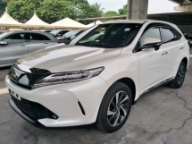 2017 TOYOTA HARRIER 8AR FTS 2.0 LITRE TURBO ENGINE 231 HP ALCANTARA SEMI LEATHER SEATS LANE ASSIST SYSTEM PRE CRASH STOP