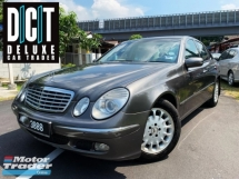 2006 MERCEDES-BENZ E-CLASS E240 1 OWNER ORI PAINT TIPTOP CONDITION