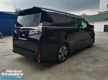 2018 TOYOTA VELLFIRE 2.5ZG Edition (SUNROOF/JBL/4 CAMERA/MODELISTA BODYKIT) - UNREG JAPAN