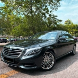 2016 MERCEDES-BENZ S-CLASS S400L 40K KM C&C WARRANTED TILL 2020 NOV
