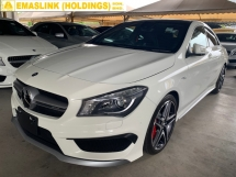 2014 MERCEDES-BENZ CLA 45 AMG (A)381HP PANORAMIC ROOF UNREG OFFER NEGO