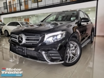 2016 MERCEDES-BENZ GLC 250 4MATIC AMG SURROUND CAMERA SIDE STEP UNREG