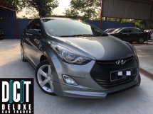 2014 HYUNDAI ELANTRA 1.8GLS SUNROOF GPS LEATHER SEAT ELECTRIC SEAT PREMIUM FULL SPEC