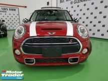 2014 MINI Cooper S Mini Cooper S 3 Doors 2.0lit Head Up Display, Sunroof, Reverse camera UNREG High Spec