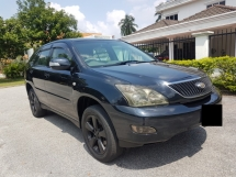 2003 TOYOTA HARRIER 240G PREMIUM L PACKAGE