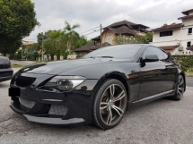 2007 BMW 6 SERIES 630I SPECIAL EDITION HARI RAYA HAJI SALES PROMOTION REG2011