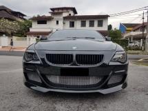 2007 BMW 6 SERIES 630I SPECIAL EDITION HARI RAYA HAJI SALES PROMOTION REG2011