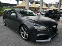 2008 AUDI A5 3.2 FSI COUPE Tip-Top Condition