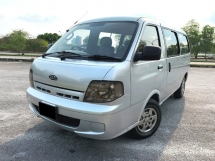 2008 KIA PREGIO 2.7 (M) WINDOW VAN