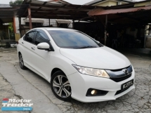 2016 HONDA CITY 1.5 V (A) Touch Screen Full Spec TipTop Condition