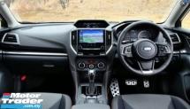 2018 SUBARU XV SUV