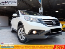 2013 HONDA CR-V 2.0 i-VTEC FACELIFT (A)CRV FULL SERVICE RECORD FULL SPEC  LIKE NEW