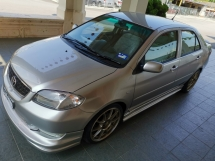 2005 TOYOTA VIOS 1.5E (AT) - TRD Bodykit /True Year Made