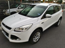 2013 FORD KUGA 1.6L GTDI ECOBOOST (A) Sprot - Sport Rim / Power Boot / True Year Made