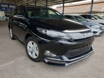 2014 TOYOTA HARRIER 2.0 ELEGANCE ACTUAL MILEAGE ACCIDENT FREE KL AP NEW ARRIVAL