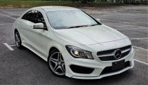 2014 MERCEDES-BENZ CLA 2016 MERCEDES BENZ CLA 250 2.0 AMG TURBO  UNREG JAPAN SPEC   CAR SELLING PRICE ONLY RM 168,000.00
