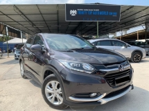 2016 HONDA HR-V 1.8 V FULL SPEC (A) WARRANTY - FULL SERVICE - FULL BODYKIT - HALF LEATHER - REVERSE CAM - KEYLESS - PUSH START - HOT PROMO NOW - DEAL SAMPAI JADI