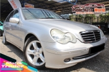 2005 MERCEDES-BENZ CLK Mercedes Benz C200 K SPORTS 1.8 (A)SUNROOF LEATHER