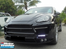 2010 PORSCHE CAYENNE  4.8 S 958 Prior Design Sunroof BOSE Powerboot Luxury LikeNEW Reg.2012