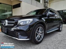2016 MERCEDES-BENZ GLC 250 AMG 4Matic Panoramic Roof Burmester Radar Safety JP Unreg Sale Offer
