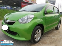 2016 PERODUA MYVI 1.3 (A) EZ One Lady Owner Accident Free High Loan Tip Top Condition Must View