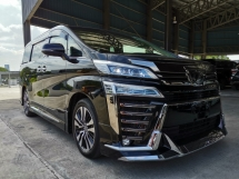 2018 TOYOTA VELLFIRE 2.5ZG Edition JBL 360 Camera Modelista Kit SR Unreg Sale Offer