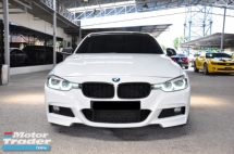 2016 BMW 3 SERIES 320I SPORTS 2.0 FACELIFT UNDER WARRANTY