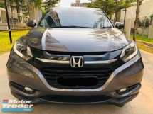 2015 HONDA HR-V Full Specs V Limited