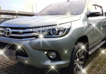 2016 TOYOTA HILUX 2.8G VNT AT 4x4 Diesel on thr road~RM97,888