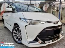 2017 TOYOTA ESTIMA Toyota ESTIMA 2.4 AERAS PREMIUM 2PWDOR PWBOOT 2018
