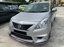 2014 NISSAN ALMERA 1.5 E  NISMO BODY KIT