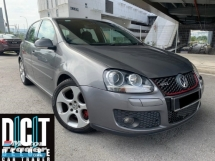 2009 VOLKSWAGEN GOLF GTi 2.0 TSI 6 SPEED DGS  FULL SYSTEM EKZOS  LIKE NEW ONE OWNER