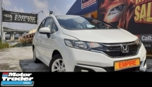 2018 HONDA JAZZ 1.5 (A) HYBRID HATCHBACK !! FULL SERVICE RECORD BY HONDA !! STILL UNDER WARRANTY UNTILL 2022 !! ORIGINAL MILEAGE DONE 52, 506 KM !! 16 VALVE DOHC I-VTEC NEW FACELIFT !! PREMIUM HIGH SPECS !! ( VXX 9658 ) 1 CAREFUL OWNER !!