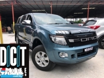 2016 FORD RANGER 2.5 DOUBLE CAB PREMIUM XLT SPEC ONE OWNER LOW MILEAGE TIPTOP CONDITION LIKE NEW CAR