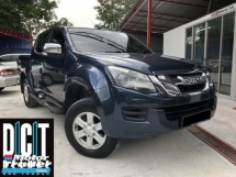 2018 ISUZU D-MAX 2.5L 4X4 DOUBLE CAB LOW MILEAGE 1 OWNER NEVER OFF ROAD
