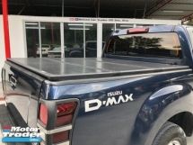 2018 ISUZU D-MAX 2.5L 4X4 DOUBLE CAB FULL SERVISE RECRD 36KM NO OFF ROAD CAR ON TOWN USED ONLY