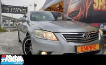 2010 TOYOTA CAMRY 2.0 (A) E SPEC 16 VALVE VVT-I !! FULL TRD BODYKIT NEW FACELIFT !! PREMIUM HIGH SPECS !! ( WXX 7655 ) 1 CAREFUL OWNER !!