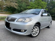 2007 TOYOTA VIOS 1.5G (AT) LEATHER F/LIFT TIP TOP COND