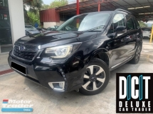 2018 SUBARU FORESTER IP SPEC WITH LOW MILEAGE AND ORIGINAL PAINT TIP TOP CONDITION